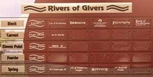 Rivers of Givers