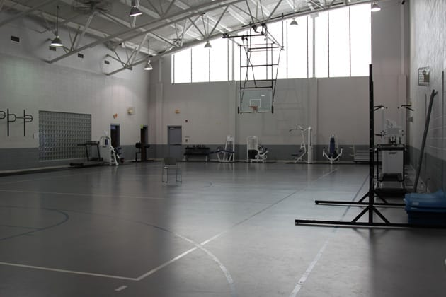 Gym Gymnasium and Weight Room