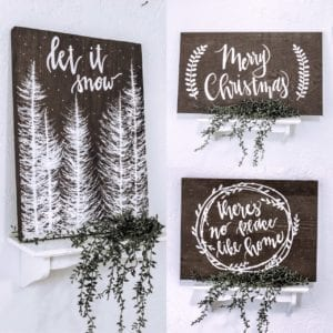 Signs and Wall Decor by Trisha Cannon
