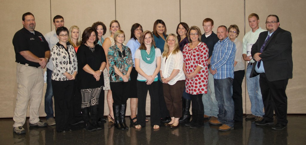 Technical Honor Society induction cropped