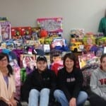 Toy Drive pic Paragould classes 150x150 Student Activities