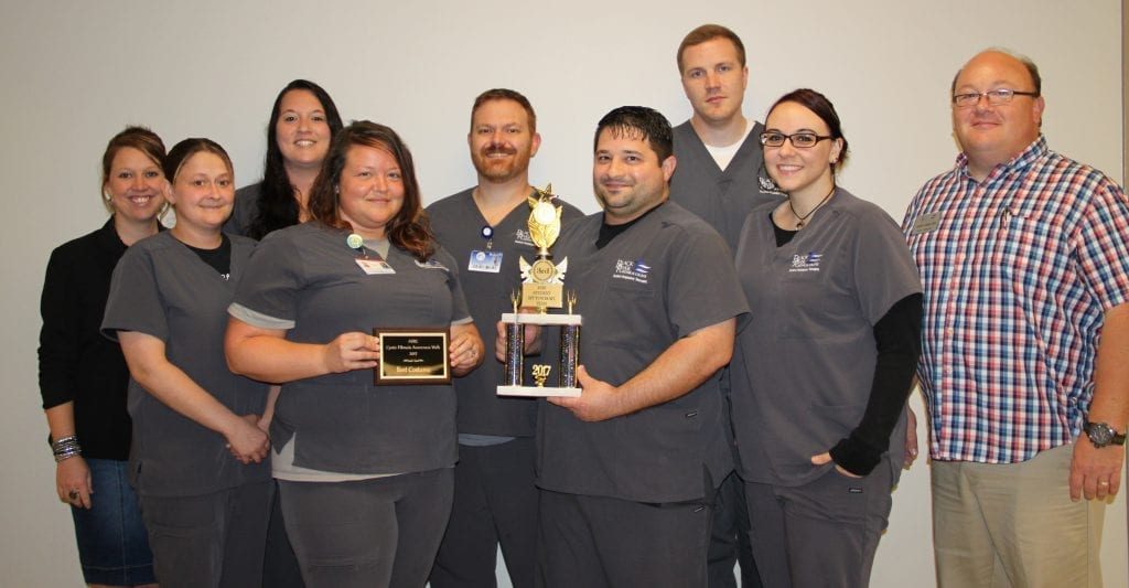 BRTC Students take 3rd in the Arkansas Student Sputum Bowl We slider