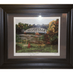Black River Bridge Painting