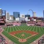 St Louis Cardinals ballpark