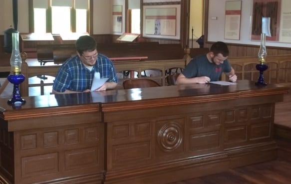 2016 04 21 -- Powhattan Courthouse 02