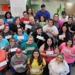 RN, LPN, and CNA Students Receive Reimbursement