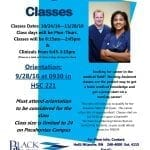 CNA Classes on Pocahontas Campus