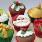 Christmas Cupcakes Galore!