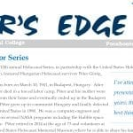 The River's Edge-Volume 14, Issue 4