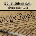 Constitution Day Presentation Today!