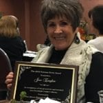 Dr. Jan Ziegler Awarded the Ransom Bettis Award