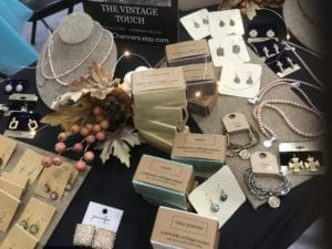 The Vintage Touch by Sharon McCullar