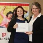 Cynthia Nishimura Receives Spring 2019 Mary Sallee Single Parent Scholarship