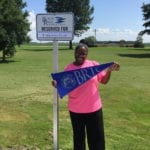 New Welcome Signs for Prospective Students