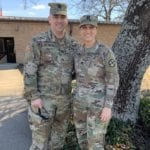 BRTC Nursing Instructor and Spouse Deployed to Assist with COVID-19 Response