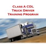 September CDL Truck Driver Training Program