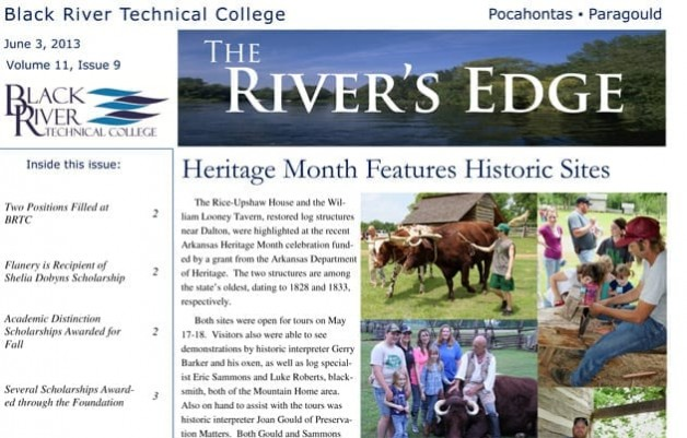 The River's Edge – Volume 11, Issue 9