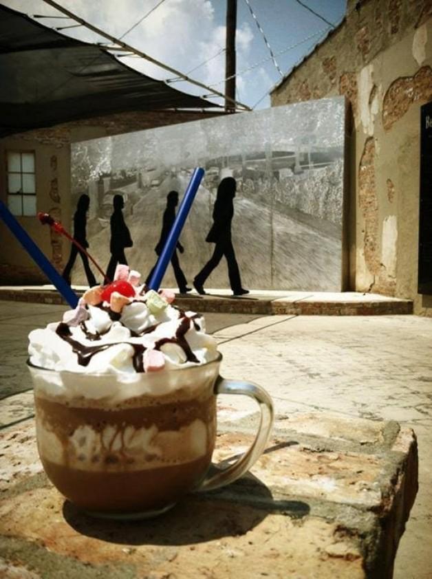 Pocahontas Activities:  Coffee and Live Radio Feed