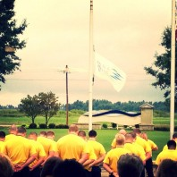 BRTC LETA Cadets Hold Memorial for 9/11