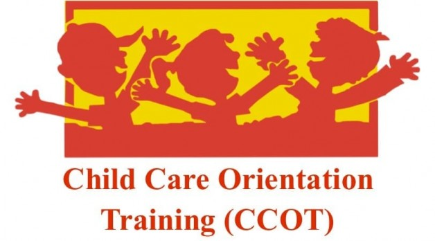 Child Care Orientation Training
