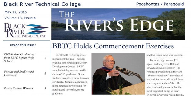 The River's Edge- Volume 13, Issue 4