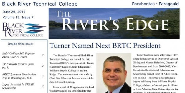 The River's Edge-Volume 12, Issue 7