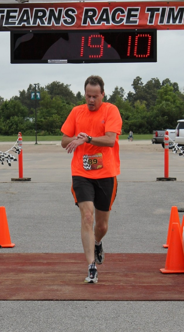 Rotary 5K Held on Paragould Campus