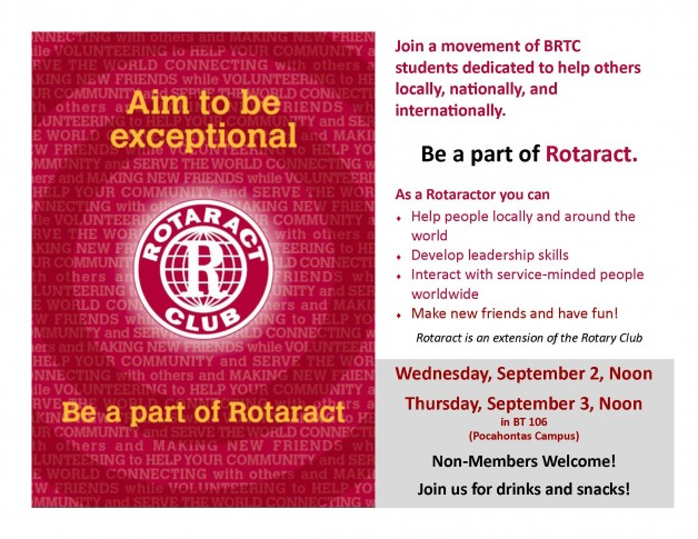 Rotaract Meeting