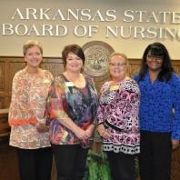 Housh Named President of Arkansas State Board of Nursing