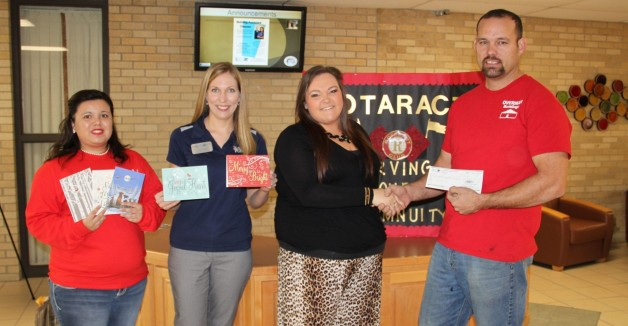 Rotaract Raises Funds for Northeast Arkansas Wounded Warrior Group