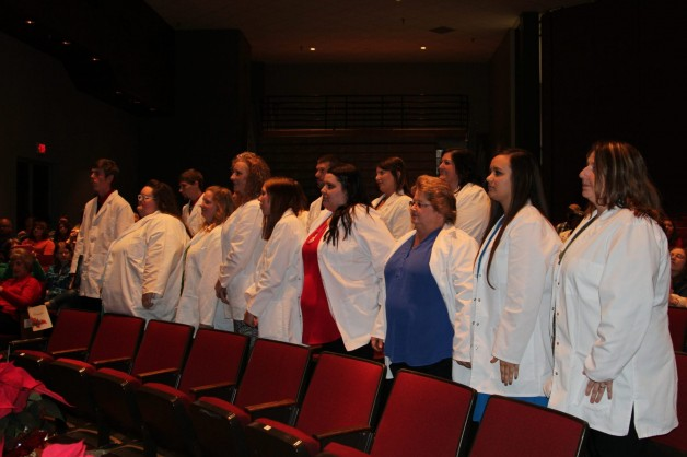 Respiratory Care Students Graduate