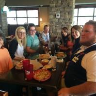 Spanish Students Visit Hispanic Resturants
