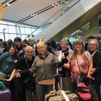 BRTC Kimbrough Choir Members Leave for Ireland
