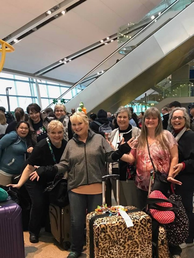 BRTC Kimbrough Choir Members Leave for Ireland