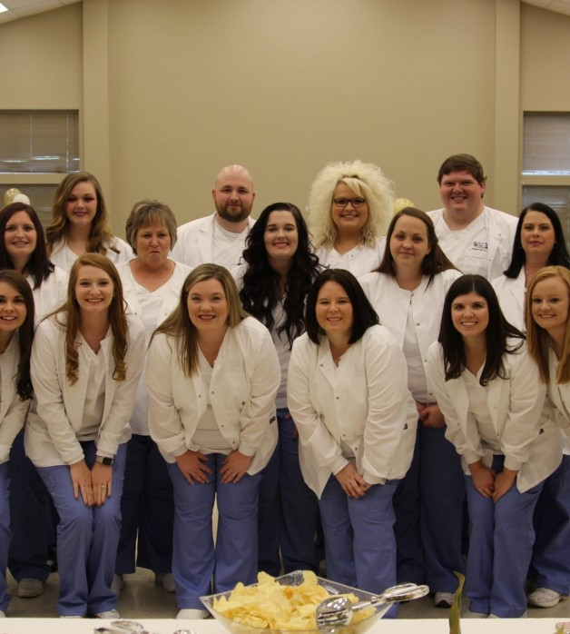 Brtc Practical Nursing Pinning And Graduation Held At First Baptist