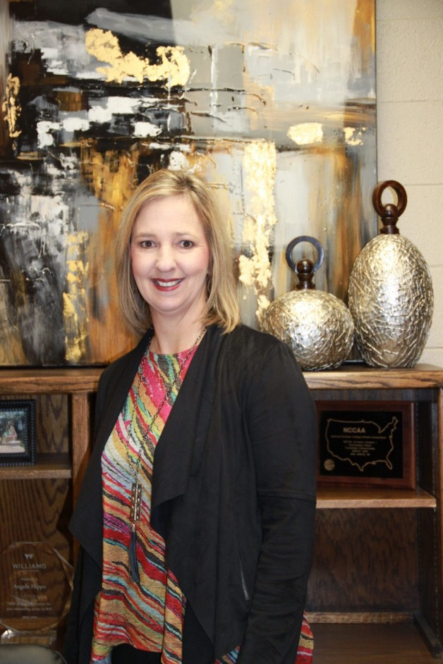 Angela Flippo Named BRTC Vice President of Enrollment Management