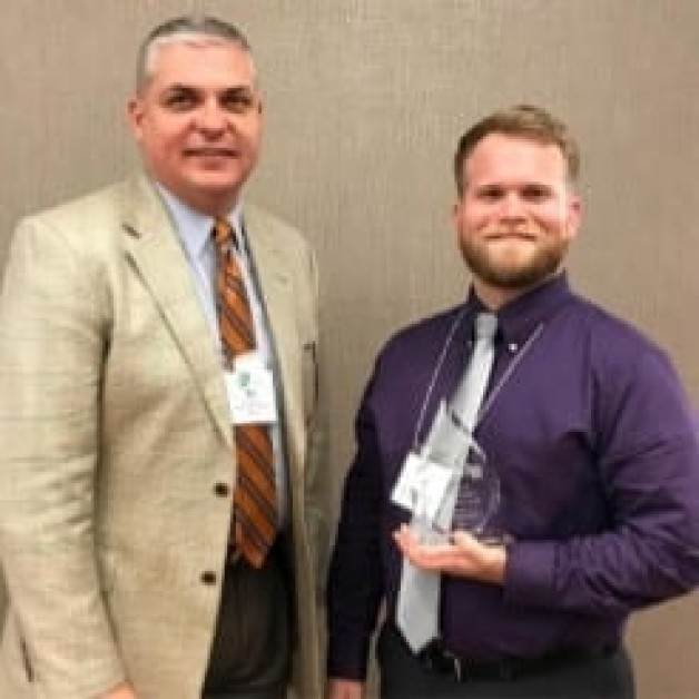 BRTC's Daniel Parker Graduates from ACC Leadership Institute