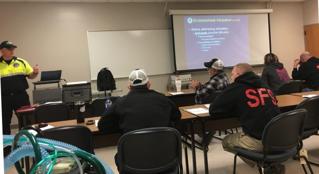 EMT-Parametic Host Continuing Education