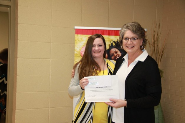 Racheal Gardner Receives Spring 2019 Mary Sallee Single Parent Scholarship