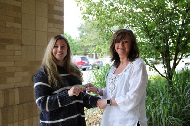 Fairchild Wins $50 Walmart Gift Card for Taking BRTC Marketing Survey