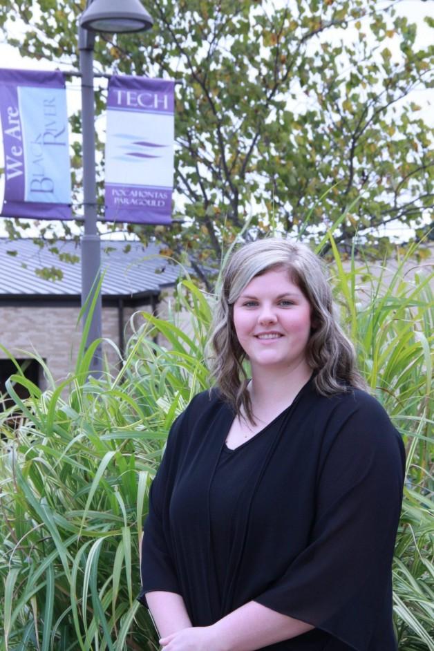 BRTC Awards the Sylvia Cagle Single Parent Scholarship to Brooke Cato