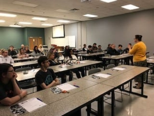 Students Visit BRTC Paragould Preview Day