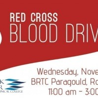 Red Cross Blood Drive in Paragould 11/13