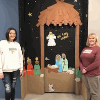 BRTC Employee Door Decoration Contest