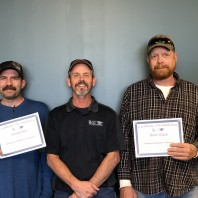 BRTC Graduates 2 in First CDL Class