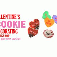Valentine's Cookie Decorating Workshop