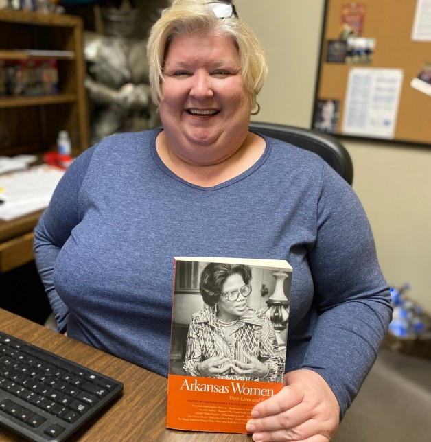 BRTC's Dianna Fraley Publishes Book Chapter