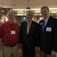 BRTC Officials Attend National Shot Show and Arkansas Governor's Reception