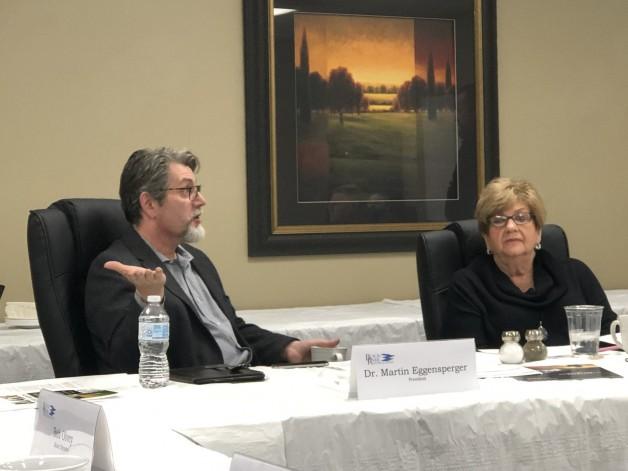 Regular BRTC Board of Trustees Meeting Hears of Alternative Resource Locations and Federal Award