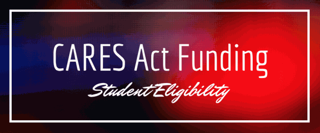 BRTC Students May Be Eligible for CARES Act Money